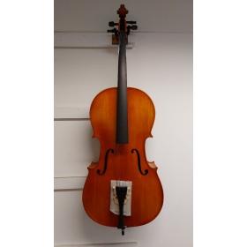 Hidersine Vivente 4/4 Cello Outfit- B-Grade Stock- CL1187