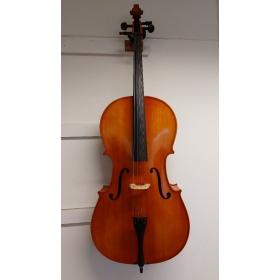 Hidersine Vivente 4/4 Cello Outfit- B-Grade Stock- CL1208