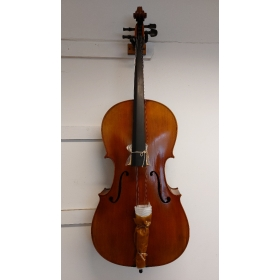 Hidersine Reserve Cello- Stradivari- Ebony Fittings - B-Grade Stock- CL1209