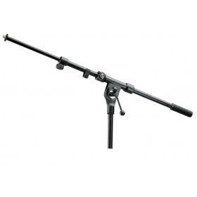 K&M MicrophoneStand Boom Arm 2 Piece Telescopic