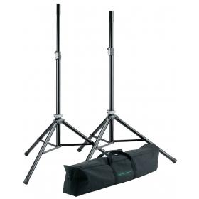 K&M Speaker Stand Package