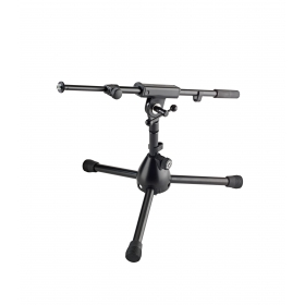 K&M MicrophoneStand Extra Low Level Boom