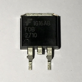 Peavey Spare MOSFET N-CHAN 250V 50 AMPS D2-PAK