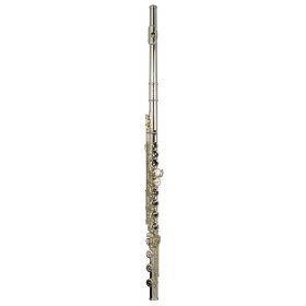 Trevor James Privilege Flute - Traditional Lip - Silver Lip & Riser - B foot