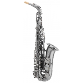Trevor James Horn Classic II Alto Sax Outfit - Black Frosted