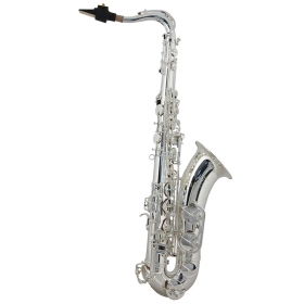 Trevor James SR Tenor Sax Outfit - Silver Plated