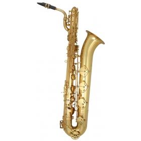 Trevor James SR Baritone Sax Outfit - Gold Lacquer