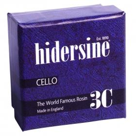 Hidersine Cello Rosin Clear Medium
