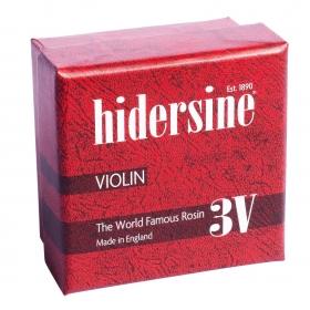 Hidersine Violin Rosin Clear Medium