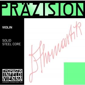 Precision Violin String D. Steel Core, Tin 1/8