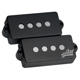 Aguilar Pickup Hot-P Series 4 String Precision Bass SET