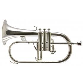 Trevor James Renaissance Flugel Horn 5500SP Silver Plate