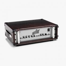 Aguilar DB751 Amplifier Hard Carry Case Chocolate Thunder
