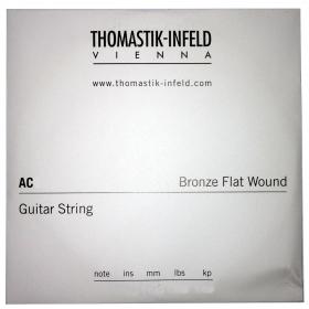Thomastik Plectrum String 027 Bronze Wound