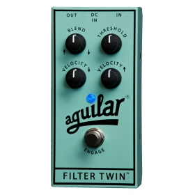 Aguilar Effects Pedal Filter Twin Dual Envelope Filter