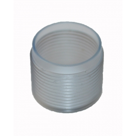 Brand Trumpet Booster Threaded Sleeve - Clear