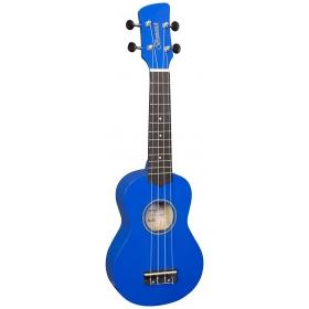Brunswick Soprano Ukulele Blue