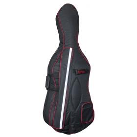 Hidersine Double Bass Gigbag 3/4 Size