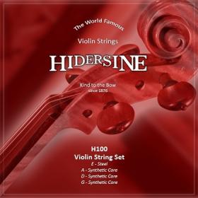 Hidersine Violin String Set 1/2 - 1/4
