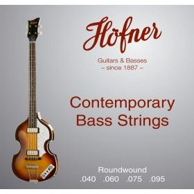 Hofner Contemporary Bass Roundwound