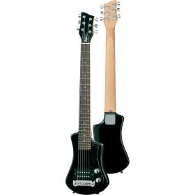 Hofner HCT Shorty Guitar - Black