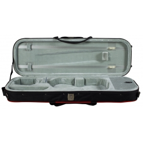 Hidersine Violin Case - Styrofoam 4/4