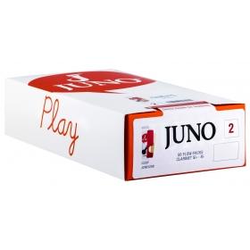 Juno Clarinet Reeds Bb 2 Juno (50 Box)