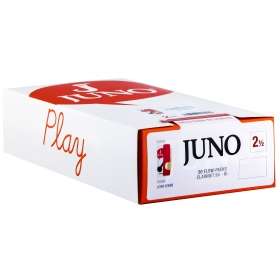 Juno Clarinet Reeds Bb 2.5 Juno (50 Box)