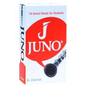 Juno Clarinet Reeds Bb 3 Juno (10 Box)