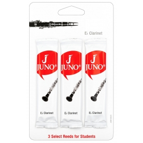 Juno Clarinet Reeds Eb 2.5 (3 Pack)