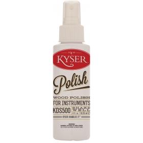 Kyser Care Guitar Polish.