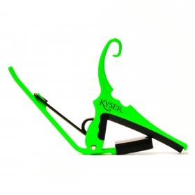 Kyser Capo Acoustic Neon Green