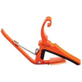 Kyser Capo Acoustic Orange