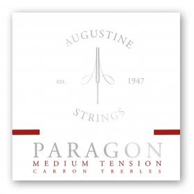 Augustine Paragon Red - Medium Tension Set Classical Guitar Strings