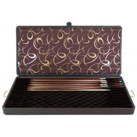 Pedi Bow Case. 15 Bow Display Case