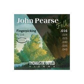 Thomastik Acoustic Guitar Strings - John Pearse Single 0.030
