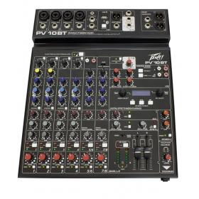 Peavey Mixer PV10 BT (Bluetooth)