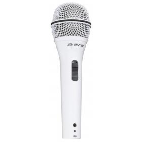Peavey PVi2 Microphone XLR - White Finish