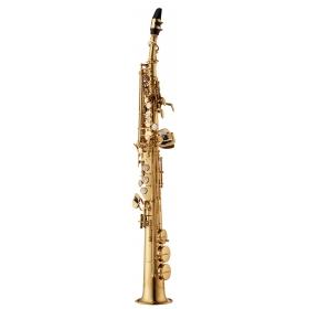 Yanagisawa Soprano Sax Elite - Lacquered Brass