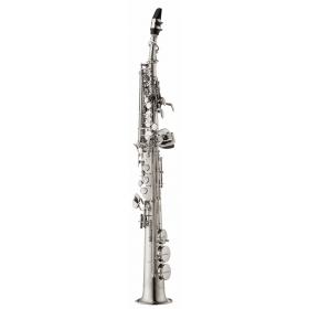 Yanagisawa Soprano Sax Elite - Brass Silverplated