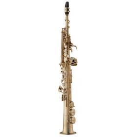 Yanagisawa Soprano Sax Elite - Unlacquered Brass