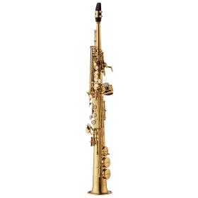 Yanagisawa Soprano Sax Professional - Lacquered Brass