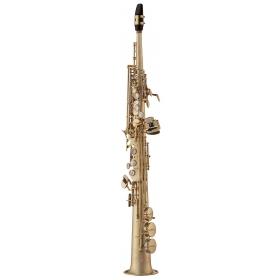 Yanagisawa Soprano Sax Professional - Unlacquered Brass