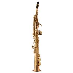 Yanagisawa Soprano Sax Elite - Lacquered Bronze