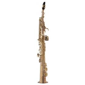 Yanagisawa Soprano Sax Elite - Unlacquered Bronze
