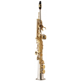 Yanagisawa Soprano Sax Professional - Lacquered Silver
