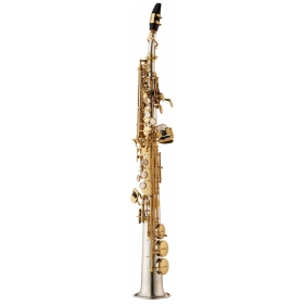 Yanagisawa Soprano Sax Elite - Lacquered Silver