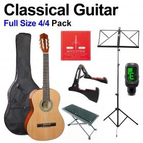 Classical Guitar 4/4 Beginners Pack