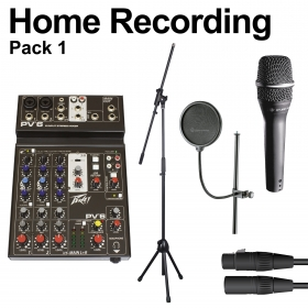 Home Recording Pack 1