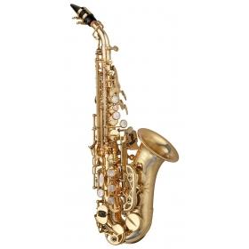 Yanagisawa Soprano Sax Curved - Elite Brass Unlacquered
